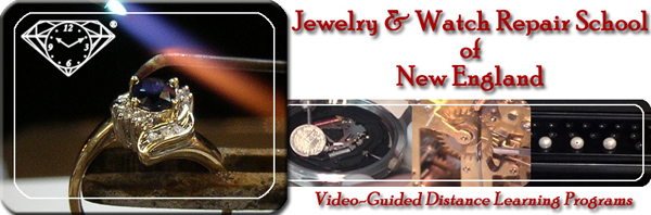 Jewelry and Watch Repair School of New England